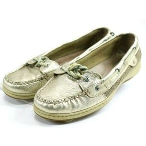Sperry Top Sider Angelfish Womens Boat Shoes Sz8.5